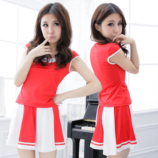 Free shipping Football costume baby clothes cheerleading twirled clothing ds1020 cosplay dress
