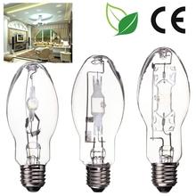 Hohe qualität 50w 100w 150w 175w watt halogen-metalldampflampen ed17 e26 mittlere basis glühbirne lampe 220v(China (Mainland))