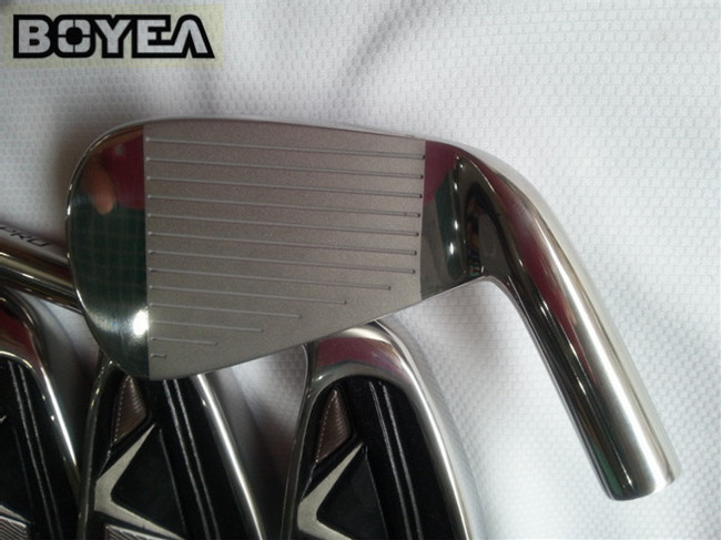 Brand New Boyea Left Hand X-2 Iron SetH Golf Irons HOT Golf Clubs 4-9PAS Regular and Stiff Flex Graphite/Steel Shaft With Cover(China (Mainland))