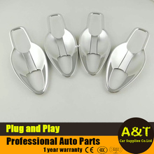 Car stying Nissan Sylphy 2016 model chrome gate bowl ABS decoration strip - China AKD Automotive Accessories Co., Ltd store