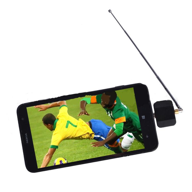 DVB-T2 digital television receiver Andrews Receiver DVB-T2 Dongle Mobile TV Receiver(China (Mainland))