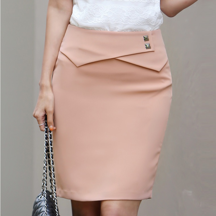 Wear pink summer ladies pencil mini skirts slim skinny free shipping