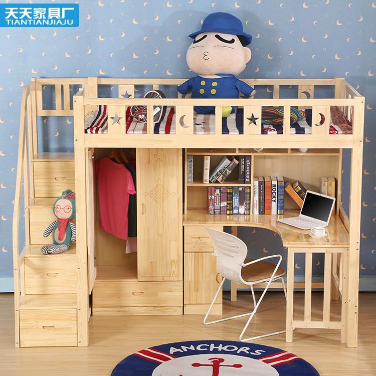 Cuna cama litera compra lotes baratos de cuna cama litera de china vendedores de cuna cama - Literas con escritorio debajo ...