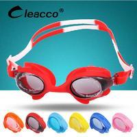 Lovely Children Waterproof Anti-fog Swimming Goggles Swim Safety Glasses Kids Boys Girls UV Protection Cute Eyewear Water Sports