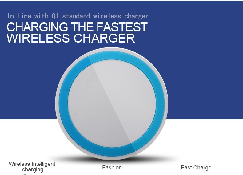Qi Wireless Charger Charging Transmitter Adapter For Samsung Galaxy S6 S7 Edge Note5 Nexus 7 Nokia Mobile Phone Usb Charger QI