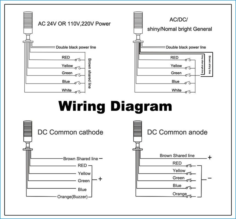 Bulb Wiring Diagram : New hntd rod type v often bright layer with buzzer