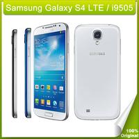 Original Samsung Galaxy S4 LTE / i9505 13MP Camera 5.0 inch 2GB+16GB Android 4.2 Quad Core Smartphone NFC 4G Smartphone