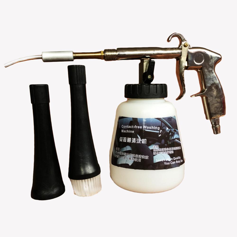 Black/preto Bearing tornador cleaning gun , high pressure car washer tornador foam gun,car tornado espuma tool free shipping(China (Mainland))