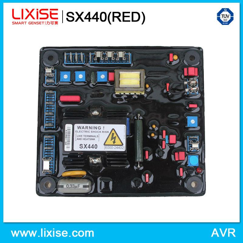 Sx440 бесщеточный генератор