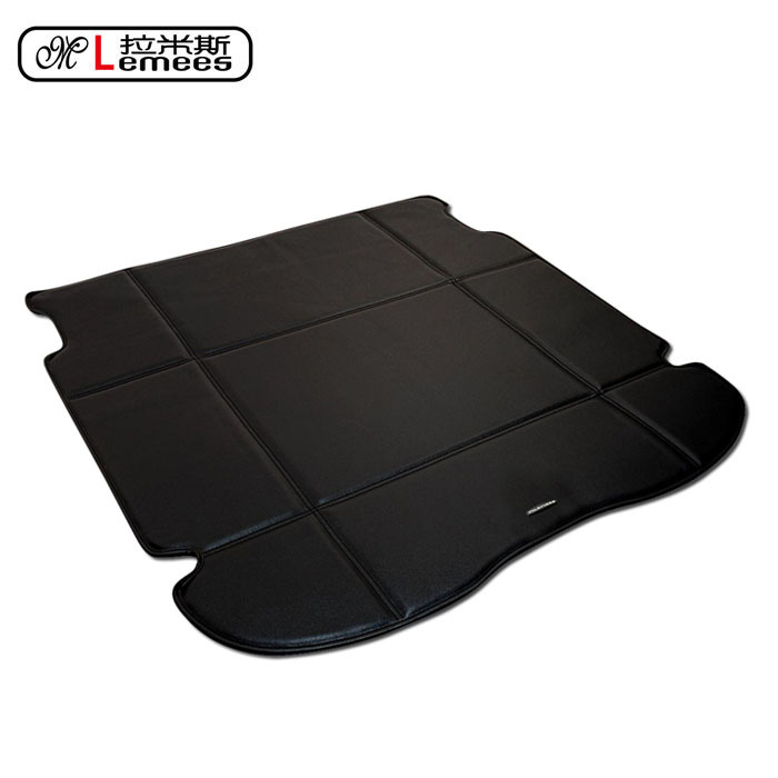 Фотография special leather car rear trunk mat for  Honda CRV Jiede Crider City Crosstour Accord Fit