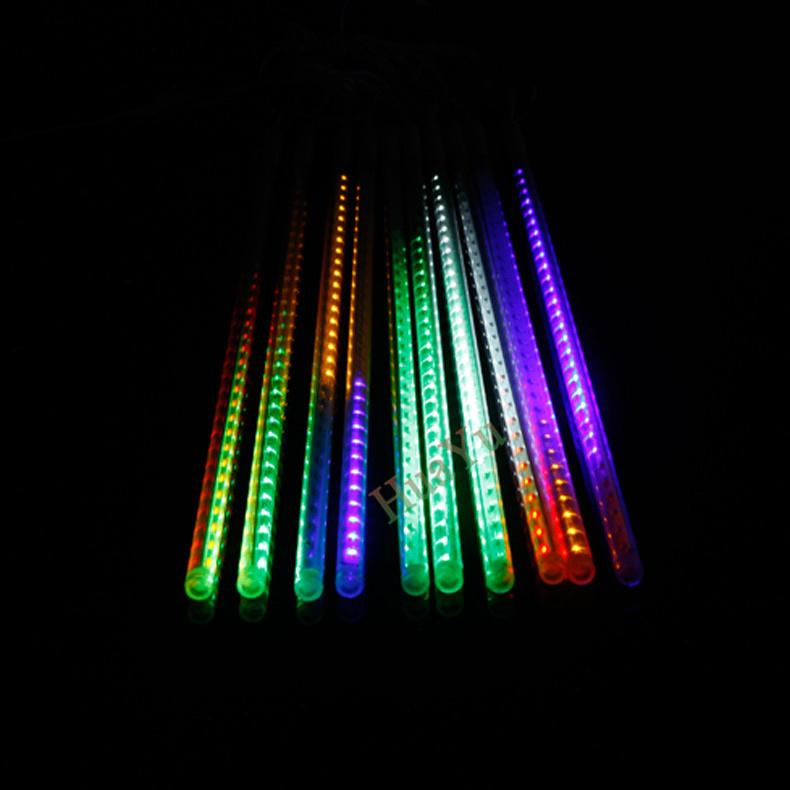 50cm SMD3528 60leds/tube LED snow fall,LED christmas light, waterproof raining tube, led meteor tube Freeshipping(China (Mainland))