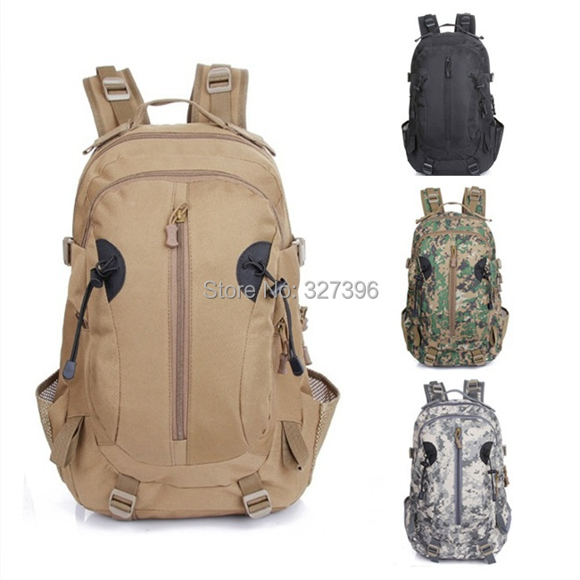 Casual Outdoor Travel Bags Men's Army Tactical Backpack Molle Hunting Camo Military Backpacks Hiking Camping School Bag 8 Colors - Adventure Club store
