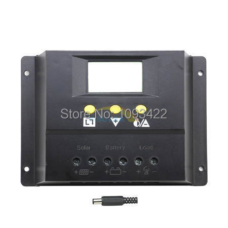 Solar Charge Controller 80A Huge Selection Voltage settable solar panel protection efficient 80 Amps solar power regulator(China (Mainland))