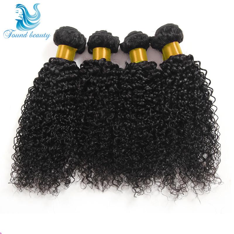 Grace Malaysian Curly Hair Human Hair Extensions 4 Bundles Malaysian Virgin Hair 100% Malaysia Kinky Curly Virgin Hair Weaving(China (Mainland))