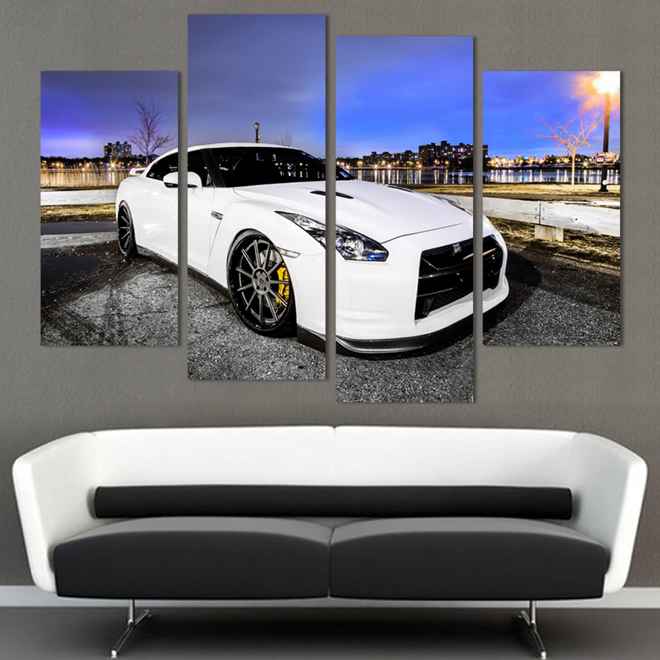 w wholesale car wall painting