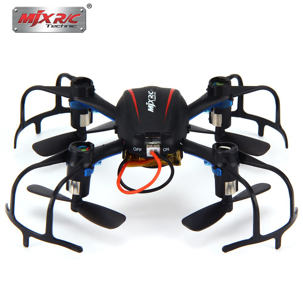 MJX X902 Mini Dron with 2.4G 4CH Six Axis RC Helicopter Gyroscope 3D Rollover Remote Control Toys Quadcopter Gifts for Children(China (Mainland))