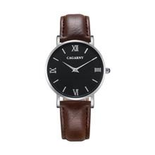Reloj de plata de nylon de marca, reloj de pulsera causal de 36mm para hombre y mujer, reloj con logo de alta calidad, reloj femenino(China)