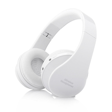 2016 Wireless Bluetooth Headphones Earphone Earbuds Stereo Foldable Handsfree Headset with Mic Microphone for iPhone Galaxy HTC(China (Mainland))