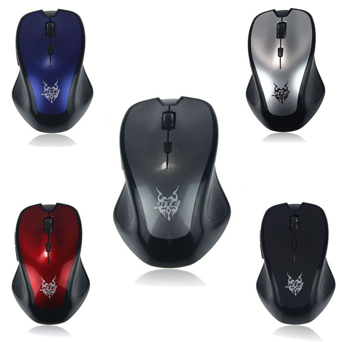 Hillsionly 2015 2.4GHz Wireless Optical Mouse Gaming Mouse Receiver For PC Laptop(China (Mainland))