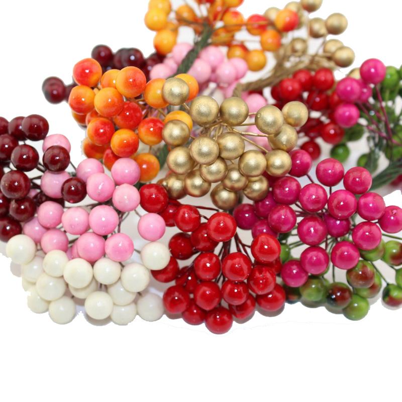 Сахарные ягоды для рукоделия своими руками 89