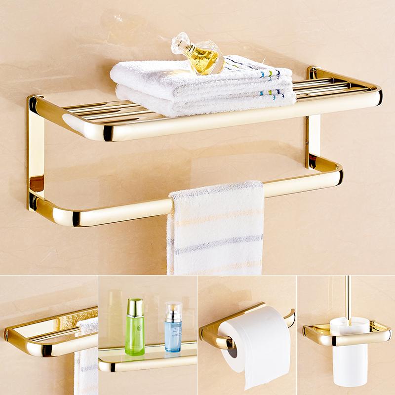 Accessori bagno in oro acquista a poco prezzo accessori bagno in oro lotti da fornitori - Montaggio accessori bagno ...