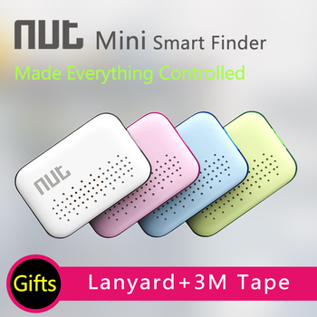 Nut 3 Mini Smart Key Finder itag Nut3 Bluetooth Tracker Locator Luggage Wallet Phone Key Anti Lost Reminder Update from Nut 2