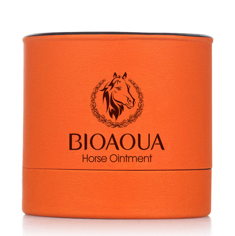 Brand Quality Horse Oil Skin Care Cream Whitening Moisturizing Horse Ointment Face Care Cream For Face Body Hair(China (Mainland))