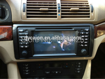 7 inch HD dvd player with Steering wheel control for BMW X5 M5 E39 E53 navigation(China (Mainland))