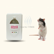 110-240V Household electronic High Power Ultrasonic mice Pest Repeller,home pest control rats cockroach,Free Shipping J16268(China (Mainland))