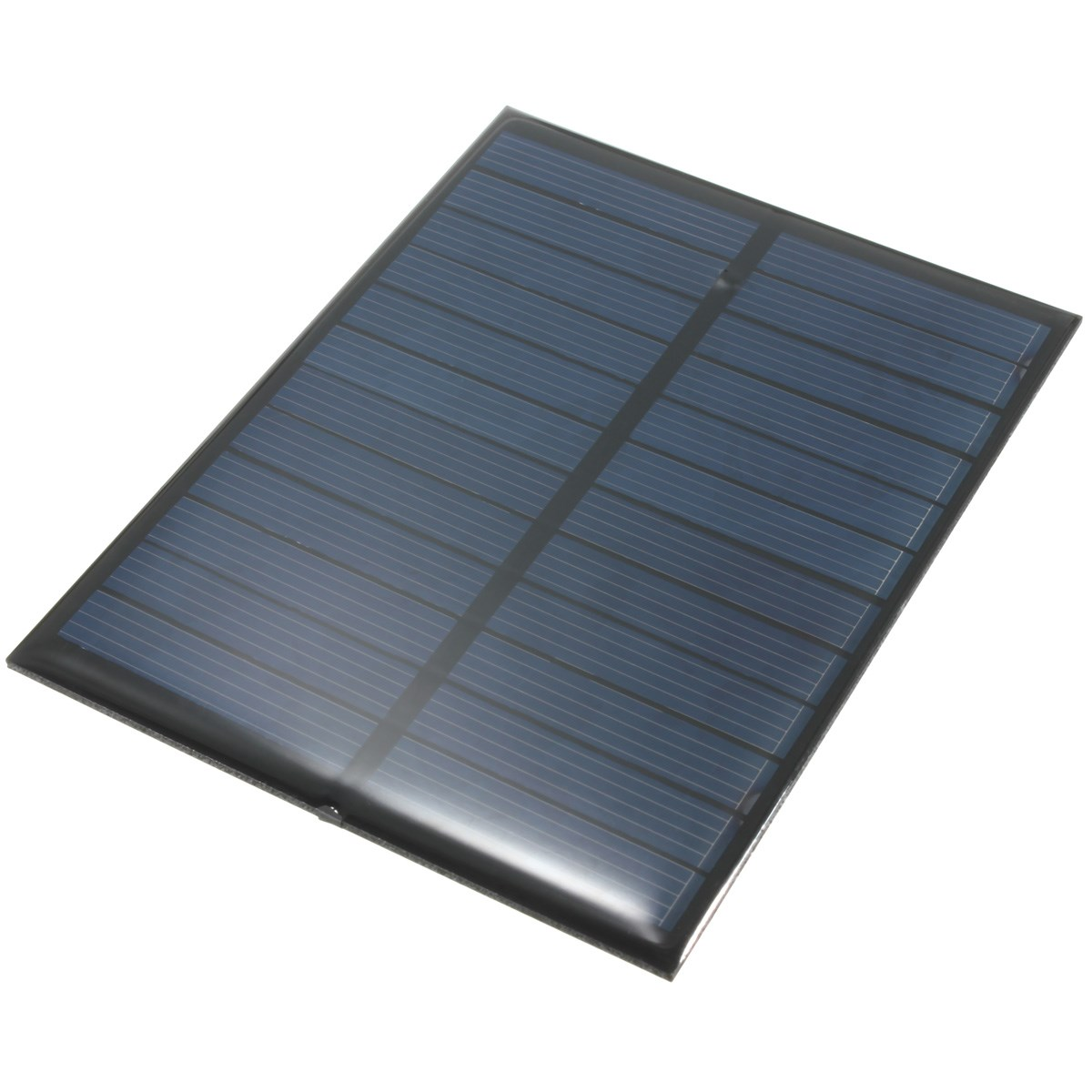 NEW 6V 1.1W 200mA Monocrystalline Silicon Epoxy Solar Panels Module Power Mini Solar Cells Portable Outdoor Charger 112x84mm(China (Mainland))