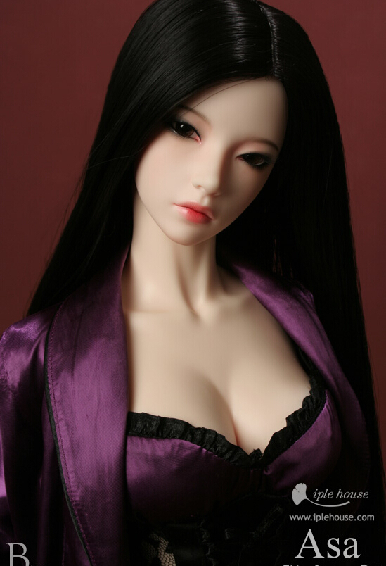 Freeshipping 1/3th scale 60cm BJD doll nude with face makeup ,DIY Make up Dress up.SD doll girl asa.not included Apparel and wig<br><br>Aliexpress