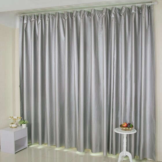 Blackout Curtain For Living Room Bedroom Good Quality Curtain Blackout Fabric Set For Window