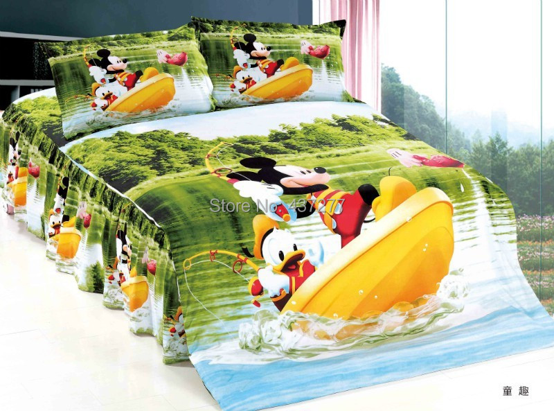 donald duck bedding beurteilungen online einkaufen. Black Bedroom Furniture Sets. Home Design Ideas