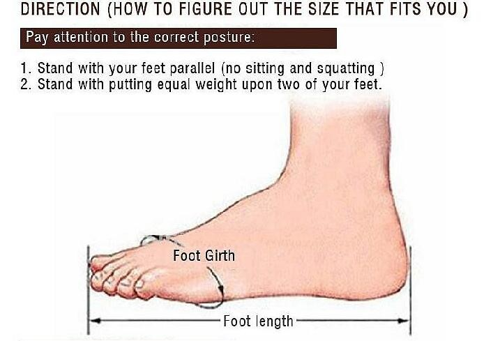 footlength