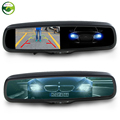 Auto Dimming 4 3 TFT LCD HD 800 480 Special Bracket Car Parking Rear View Rearview