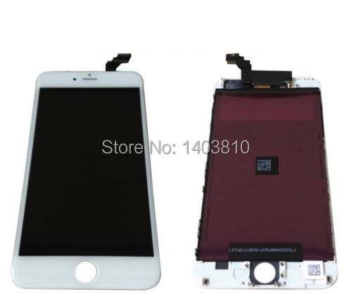 White OEM Original for iPhone 6 PLUS 5.5 inch LCD Display Digitizer Touch Screen Assembly Replacement(China (Mainland))