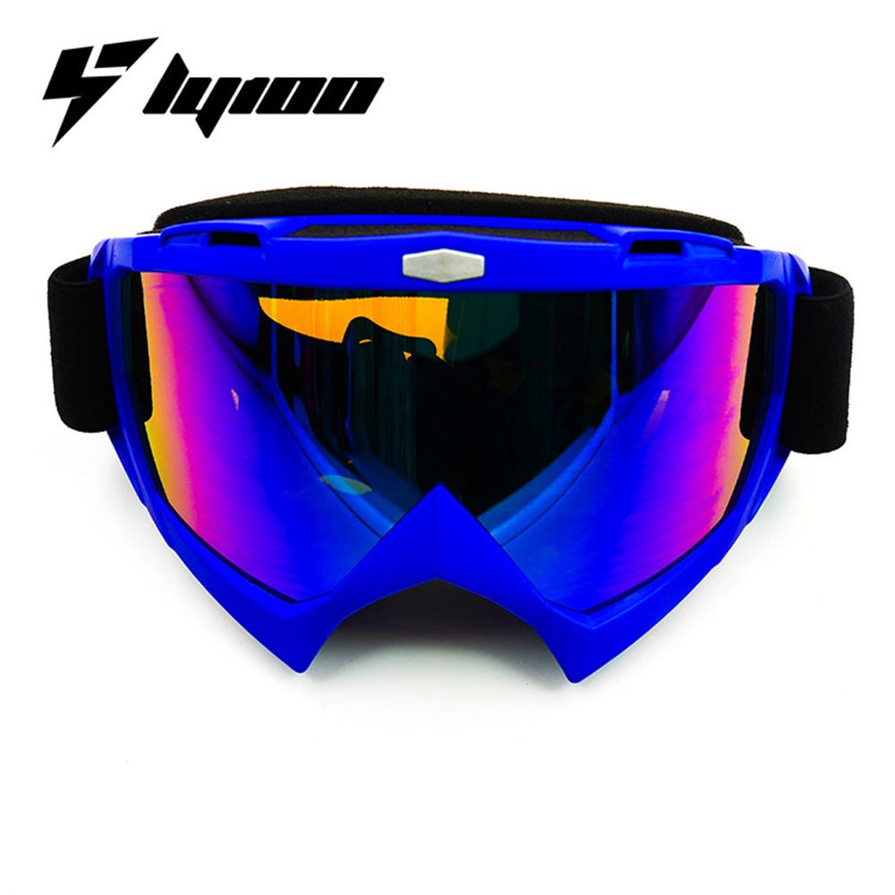 Hot sale Motocross Goggles ATV Dirt Bike Glasses Oculos Antiparras Gafas motocross Sunglasses Use For Motorcycle Helmet(China (Mainland))