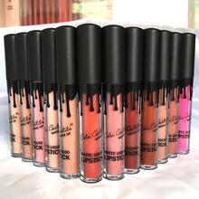 kylie jenner lip kit  beverly hills velvetines colourpop ipstick lime velvetines lip gloss KL1