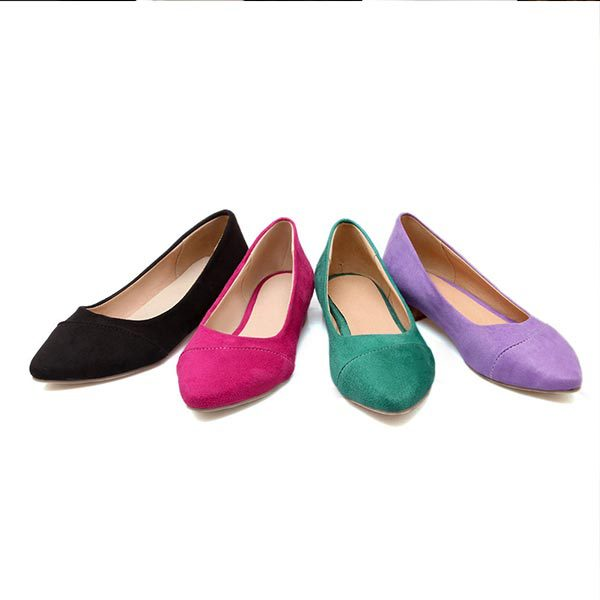 2015 summer fashion pointed toe falt shoes solid color flat sandals breathable and comfortable women shoes D1802<br><br>Aliexpress