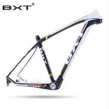 Buy 2017 NEW cheap carbon frame T800 3K Full Carbon MTB Frame 29er thru axle carbon Mountain Bikes frame 29 Free for $320.00 in AliExpress store