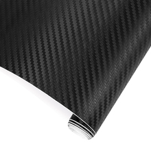 200cmX40cm 3D Car Film Carbon Fiber Vinyl Film Carbon Fibre Wrap Sheet Roll Film Car Stickers Motorcycle Car Styling Accessories(China (Mainland))