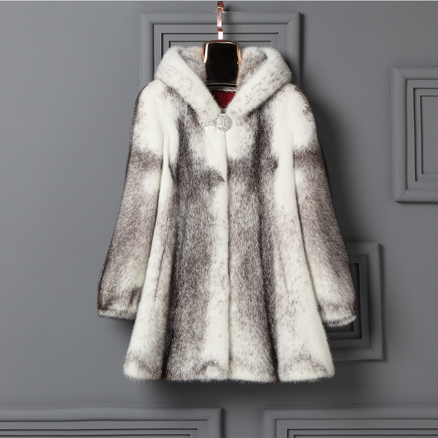 coat mink Picture - More Detailed Picture about Russia classic ...