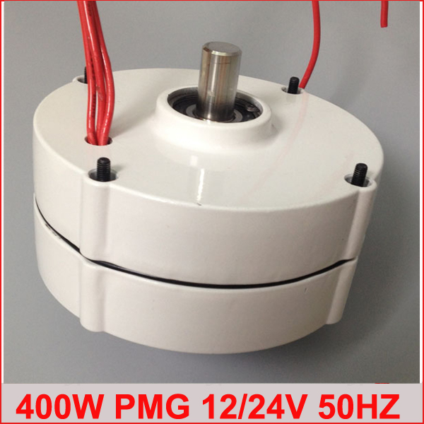 Free DHL Shipping!  400w permanent magnet alternator+ Rectifier(Convert AC to DC)<br><br>Aliexpress