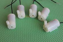 5 x DC 3 v 6 v Mini Micro Tauchwasserpumpe Low Noise motorpumpe 120L/H 1,1 Mt kostenloser versand(China (Mainland))
