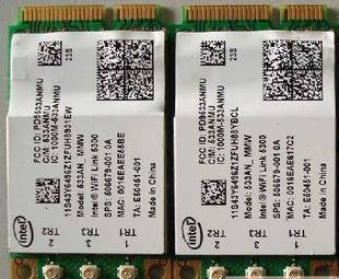 Free Shipping intel 5300agn wireless wifi N network mini pcie full card for ibm Lenovo thinkpad x200 t400 t500 w500 w700(China (Mainland))