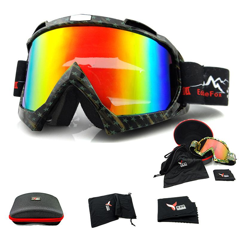 BHWYFC Skiing Goggles Snow Kids Ski Goggles Anti-Fog UV400 Gafas Motocross Protective Glasses Gafas Esqui Child Skiing Eyewear(China (Mainland))