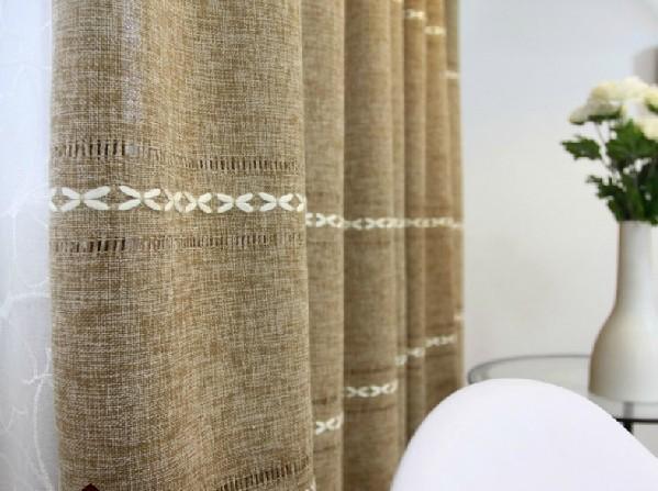 Witte venster gordijnen promotie winkel voor promoties witte venster gordijnen op - Gordijnen voor moderne woonkamer ...