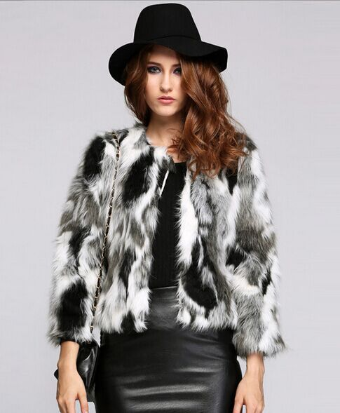 Popular Fur Fabric Coat-Buy Cheap Fur Fabric Coat lots from China ...