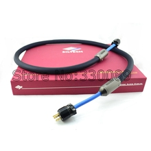 Buy Free Siltech RUBY MOUNTAIN II audiophile US/EU version power cord hifi power cable for $350.00 in AliExpress store