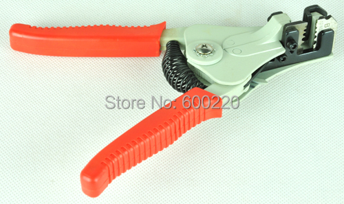 Automatic Wire Stripper LS-700B Wire stripping tool stripping wires 0.5-6mm2 cable stripper(China (Mainland))